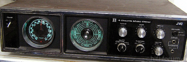 JVC 4MM 4600