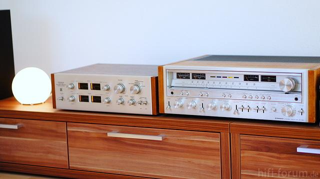 Pio SX-980 + QL-600A