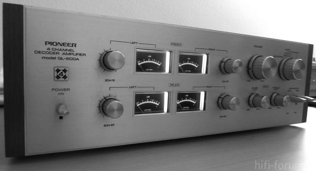 Pioneer QL-600A