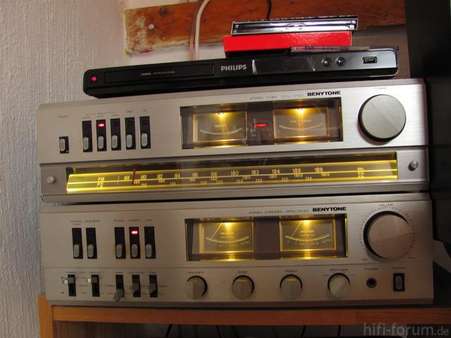 Benytone MPA-3040 Verstärker Und Radio