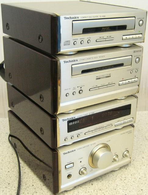 Technics SC-HD Serien