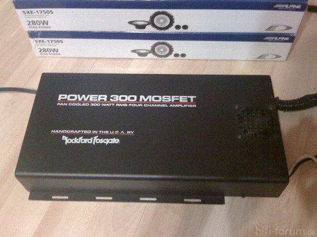 Rockford Power 300