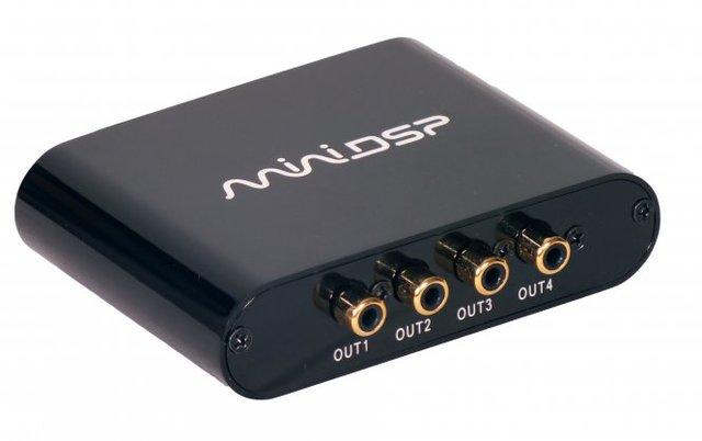 Mini DSP Omnes Audio