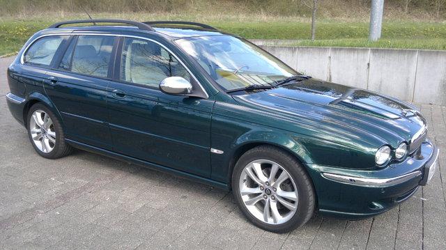 Jaguar X-Type Helix DSP, 3-Wege Front, Rear, 2x12\