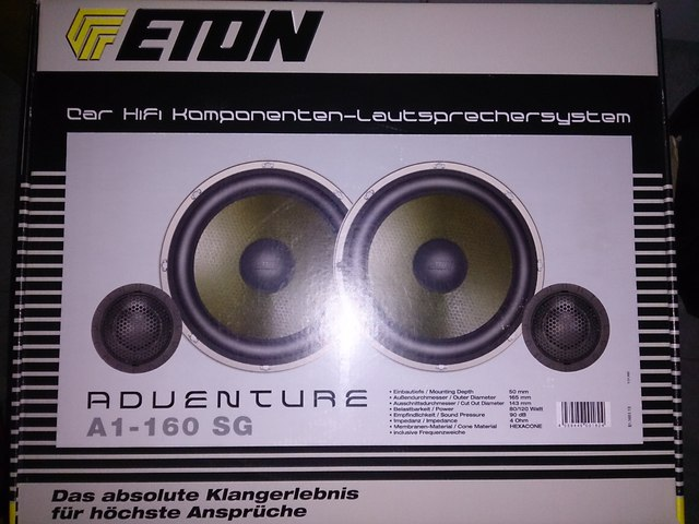 eton a1 160sg adventure adventure eton hifi. Black Bedroom Furniture Sets. Home Design Ideas