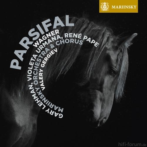 Richard Wagner, Parsifal   CD 1v4