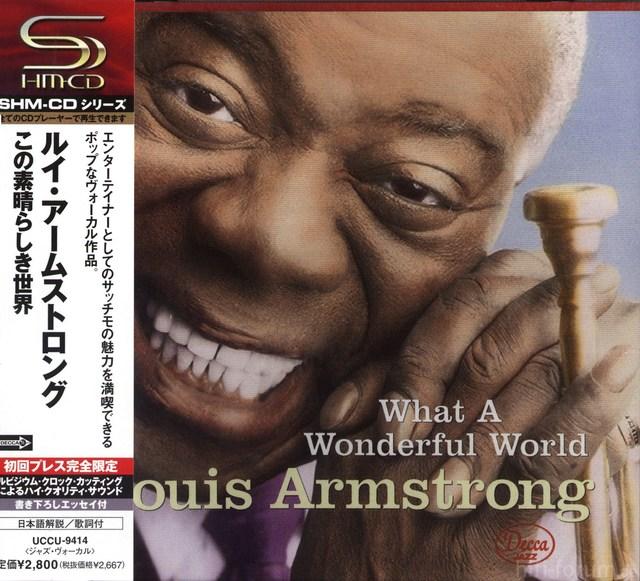 What A Wonderful World (SHM CD)