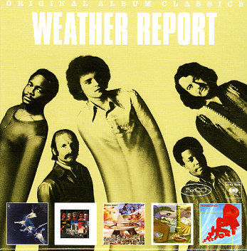 Clasic Box Set Weather Report