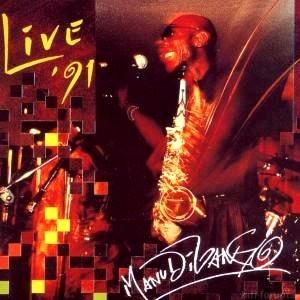 Manu Dibango Live 91(live)
