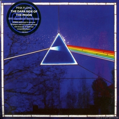 Pink Floyd Dark Side Of The Moon 30th 2003 Sacd 155543