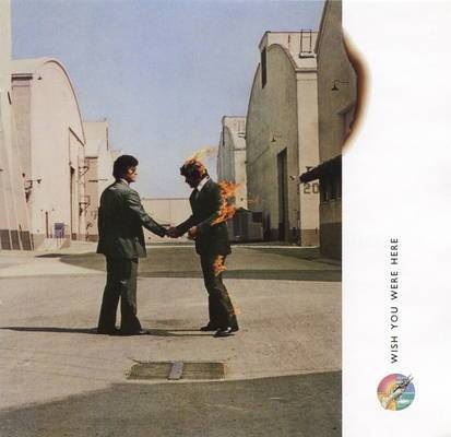 Pink Floyd Wish You Were Here 1975 Front Cover 45259