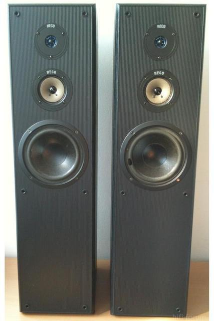 2 Lautsprecher Heco Foto Bild 62896764