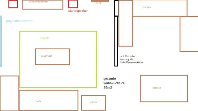 audioplan wohnküche
