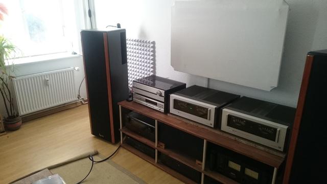 große LS = große Amps