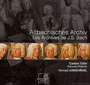 AltBach Cantus