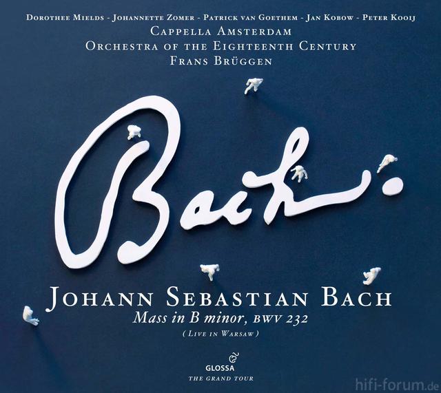 Bach B Minor