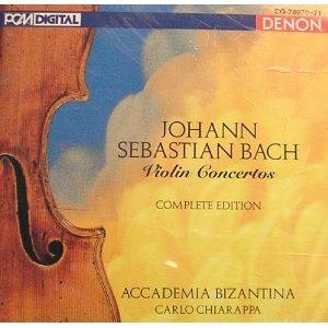 Bach Chiarappa