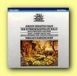 Bach Der Zufriedengestellte Aeolus Harnonc