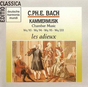 Bach Les Adieux
