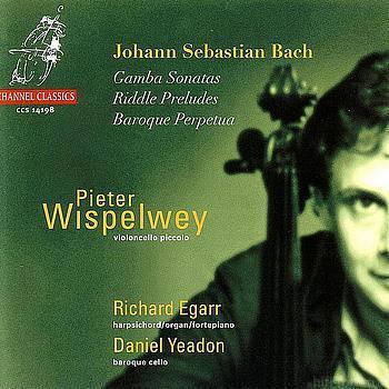 Bach Wispelwey