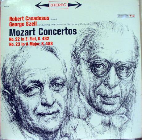 Casadesus Mozart