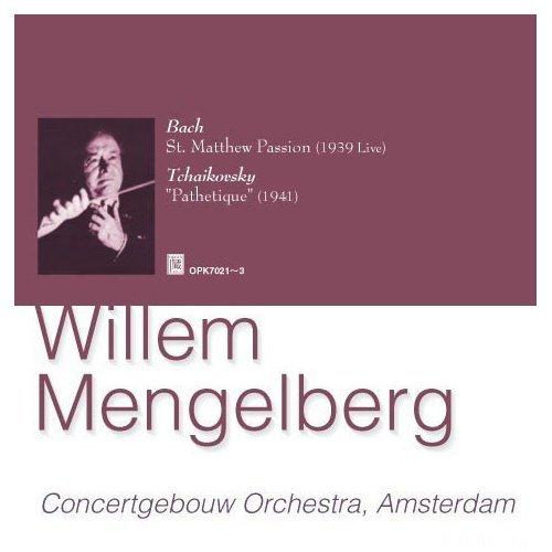Mengelberg Bach Tchaikovsky