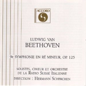 Scherchen Beethoven