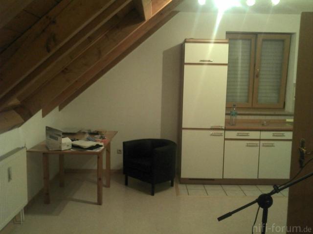Wand Mit Küche