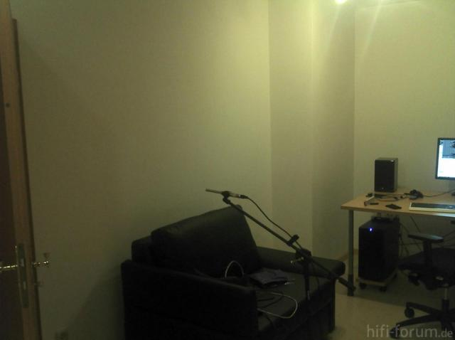 Wand Mit Sofa
