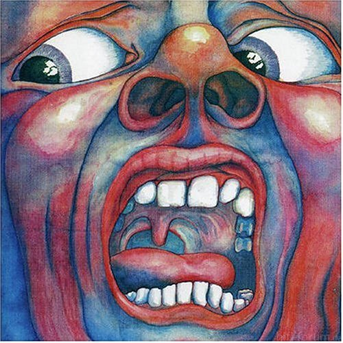 Album King Crimson In The Court Of The Crimson King