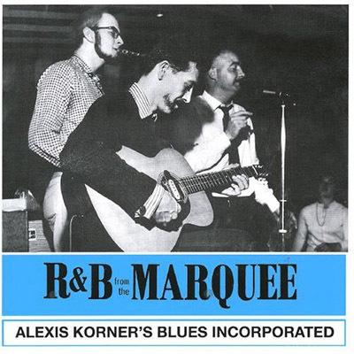 Alexiskorner R&bfromthemarquee