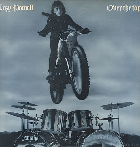 Cozy Powell Over The Top 193916