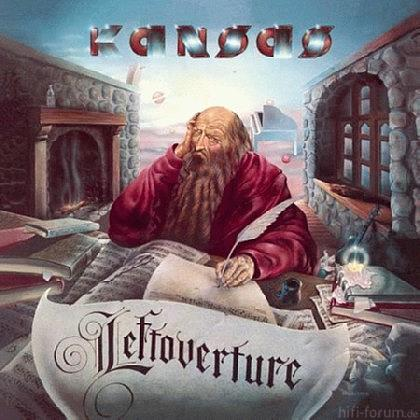 Kansas, Leftoverture