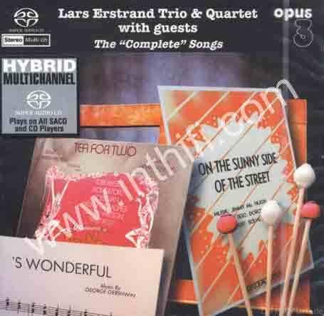 Lars Erstrand Trio And Quar
