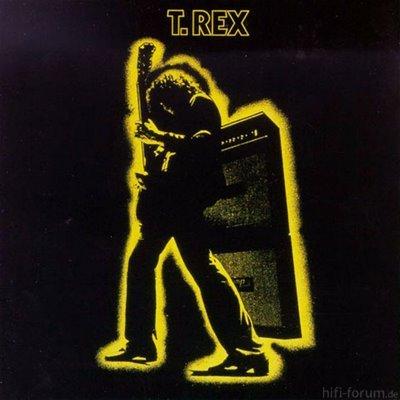 T Rex Electric Warrior F