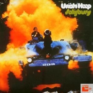Uriah+Heep Salisbury 5050749204929