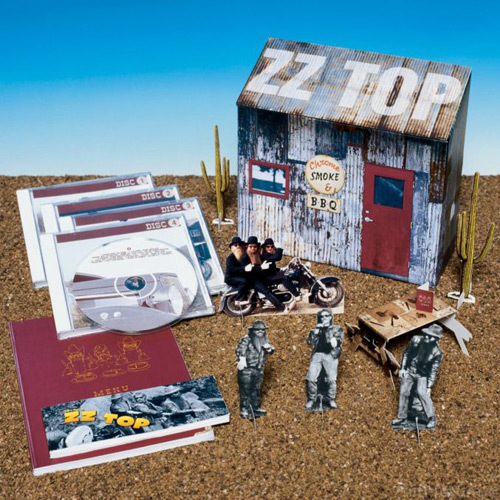 ZZ Top   Chrome, Smoke & BBQ Limited Edition
