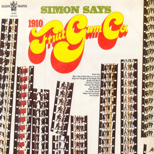 1910 Fruitgum Company - Simon Says(1968)
