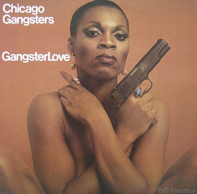 Chicago Gangsters - Gangster Love(1976)