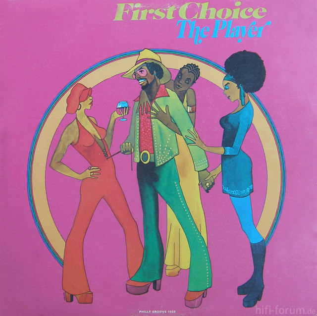 First Choice - The Player(1974)