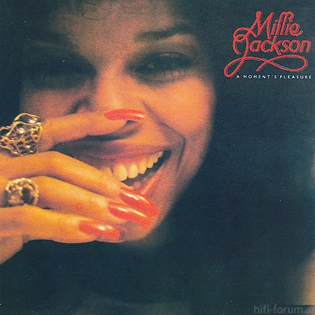 Milie Jackson - A Moments Pleasure(1979)