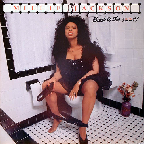 Millie Jackson - Back To The Shit(1990)
