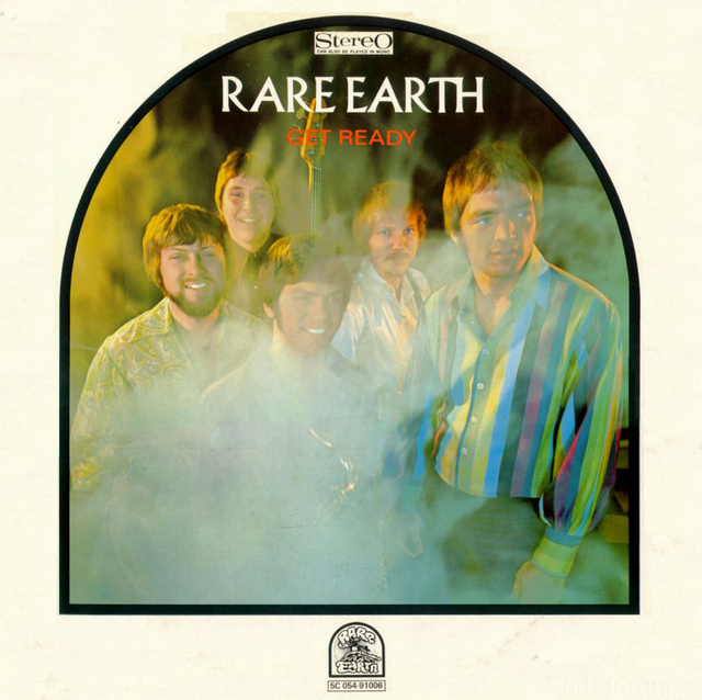 Rare Earth - Get Ready(1969)