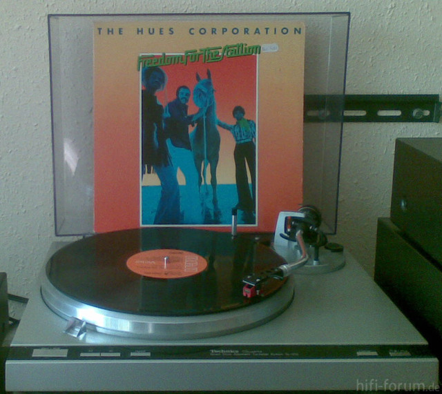 The Hues Corporation - Freedom For The Stallion(1973)