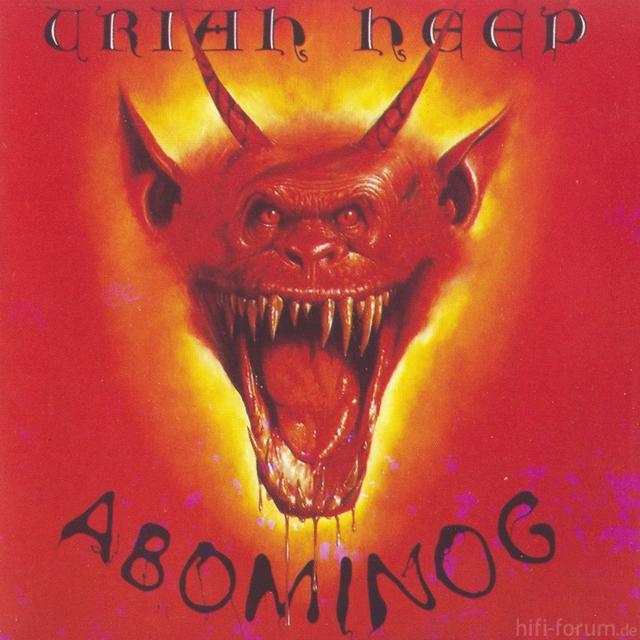 Uriah Heep - Abominog(1982)