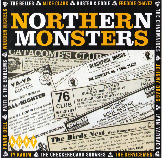 VA - Northern Monsters(CDKend272)