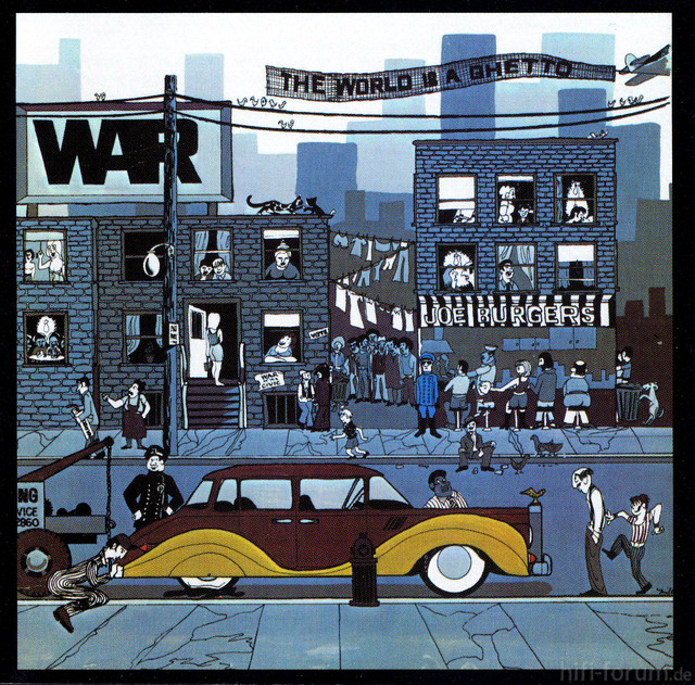War - The World Is A Ghetto(1973)
