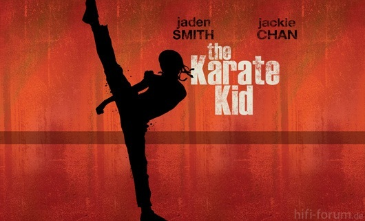Karate Kid Splash Page