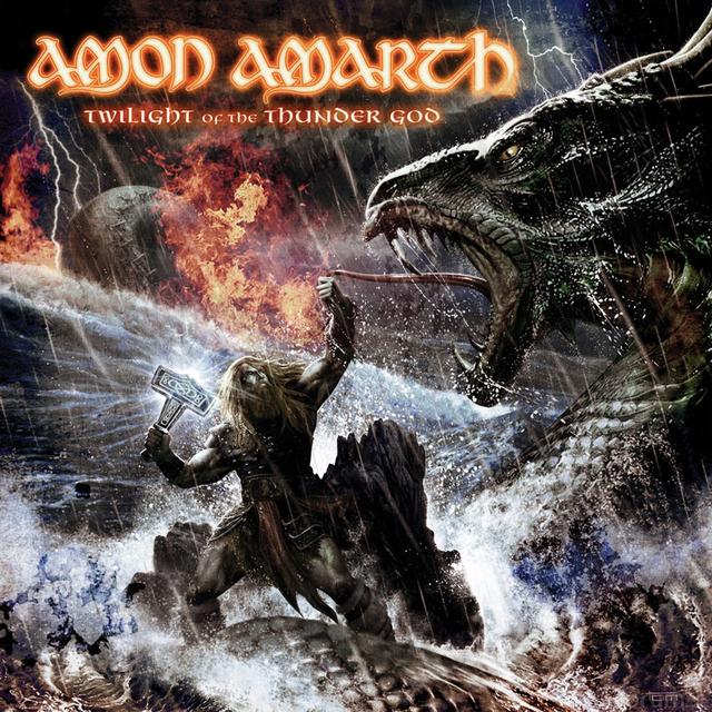 Amon Amarth   Twilight Of The Thunder God (2008)