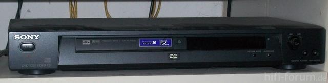 SONY DVP-NS305